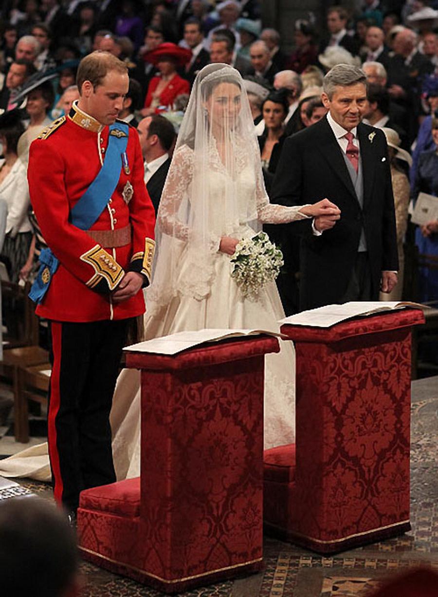 Свадьба принца уильяма и кейт миддлтон 20 фотография