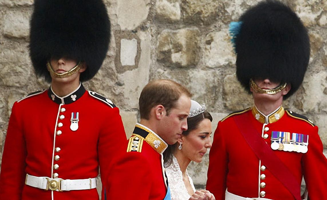 Фото 25, Королевская свадьба Принца Уильяма и Кейт Миддлтон (76