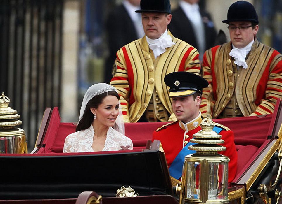 Фото 29, Королевская свадьба Принца Уильяма и Кейт Миддлтон (76