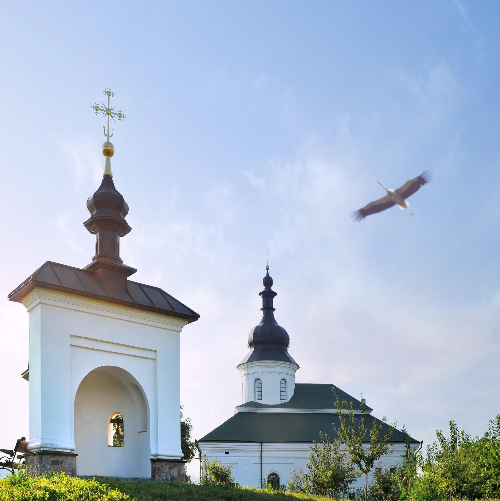 300 фото с храмового праздника  Преображение Господне Спасо-Преображенского скита Ионинского монастыря 2