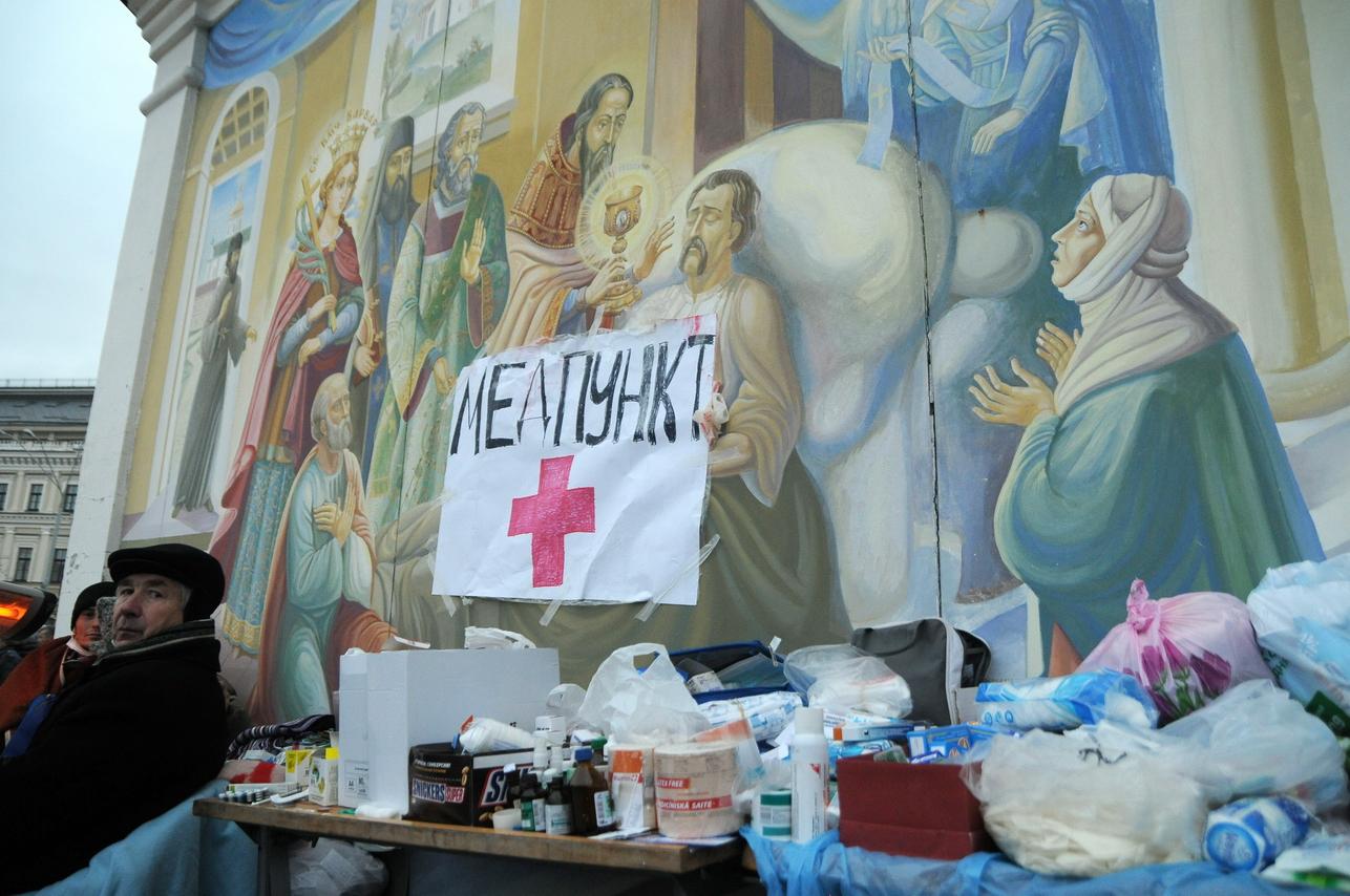 Немного фото 1 декабря 2013 в Киеве 21