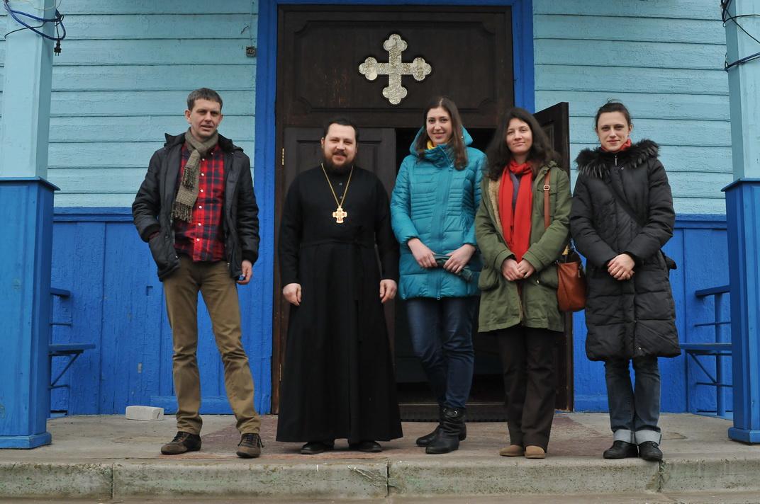 Реальная помощь неравнодушных. Путешествия по сельским дорогам Украины.  7