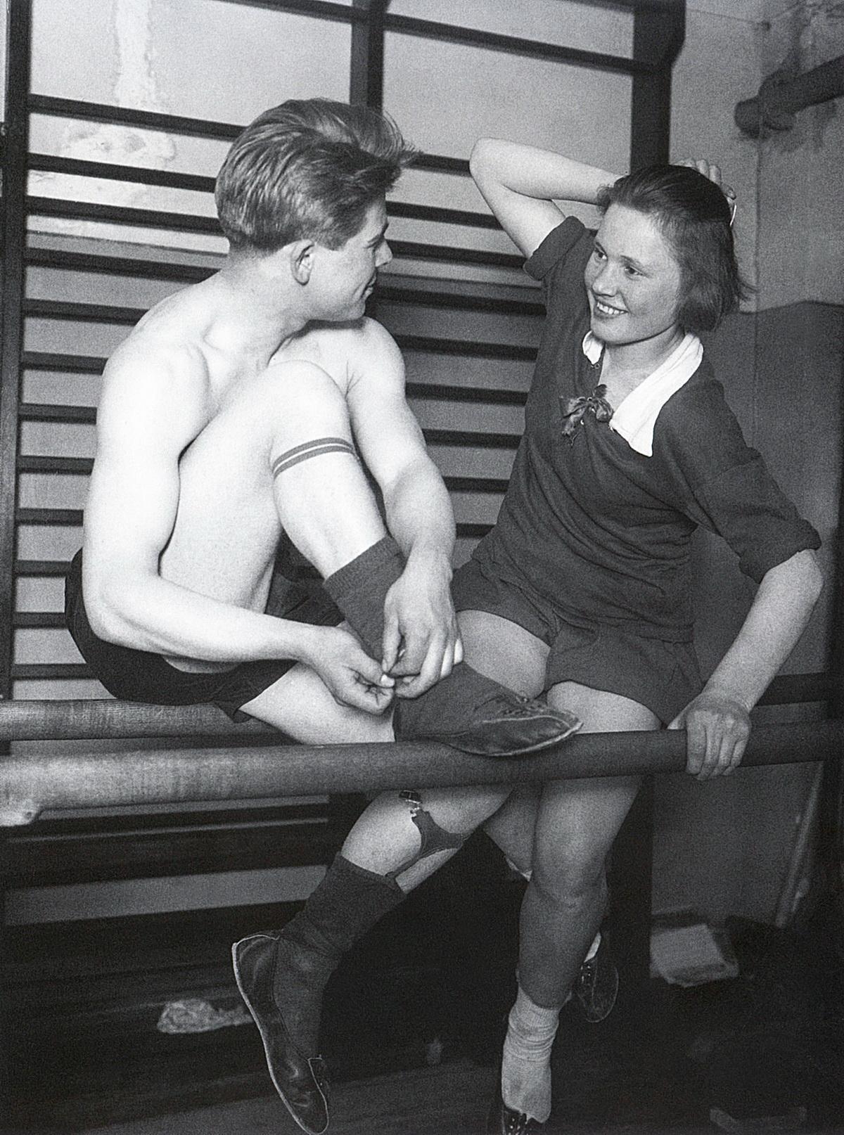 Советская сексуальная раскрепощённость 17 фотография