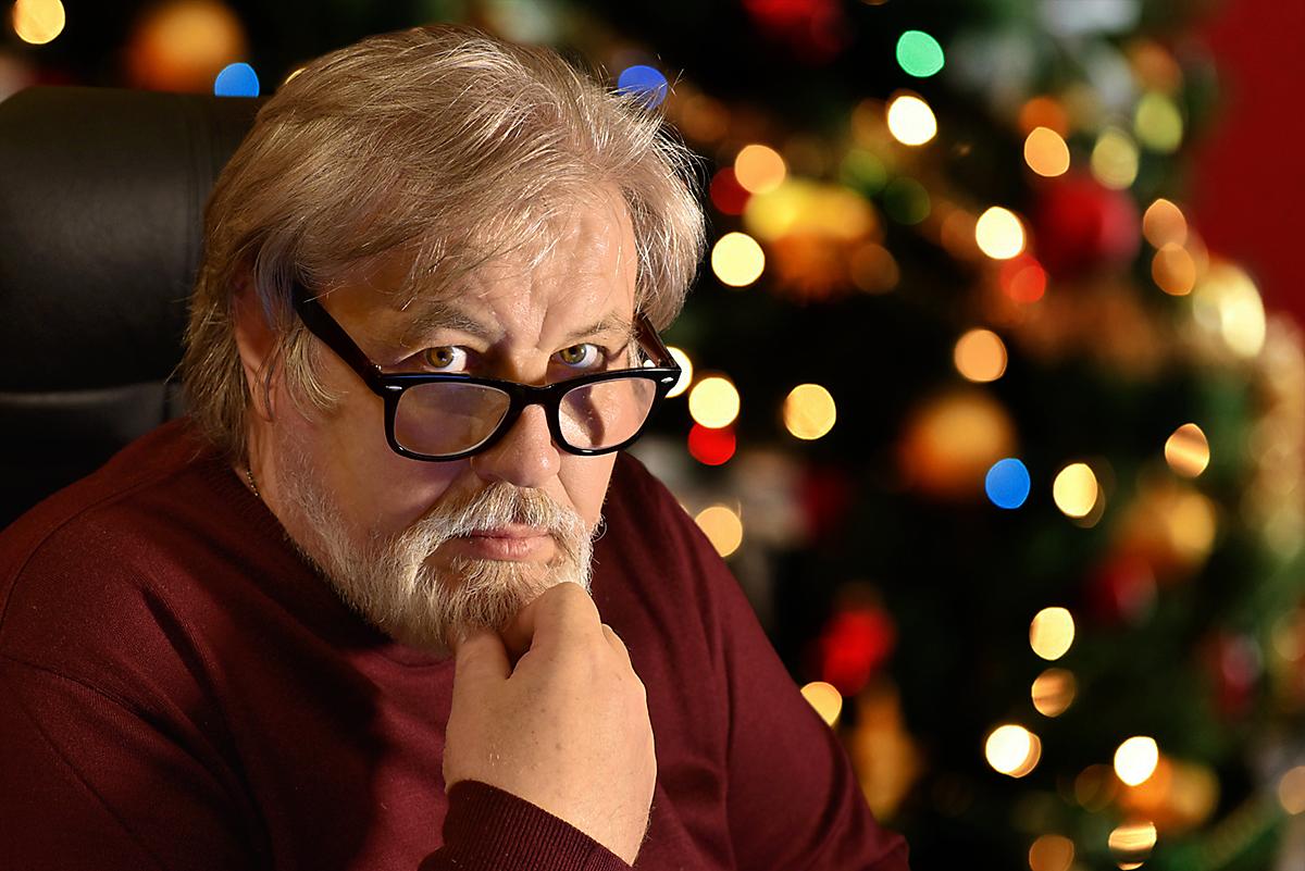 дед Мороз, Новый год, новогодний тост