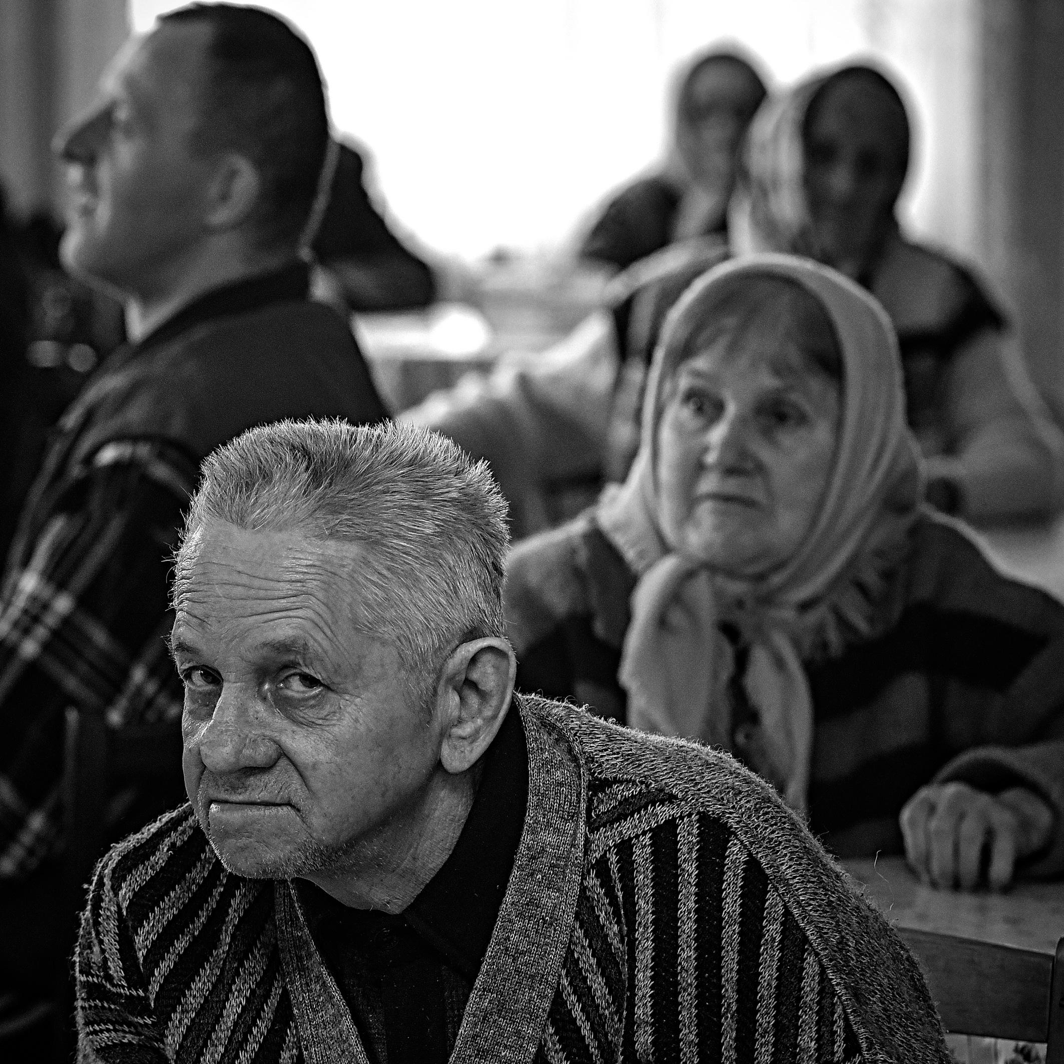 © Фотограф Сергей Рыжков — У судьбы не очерчен формат…