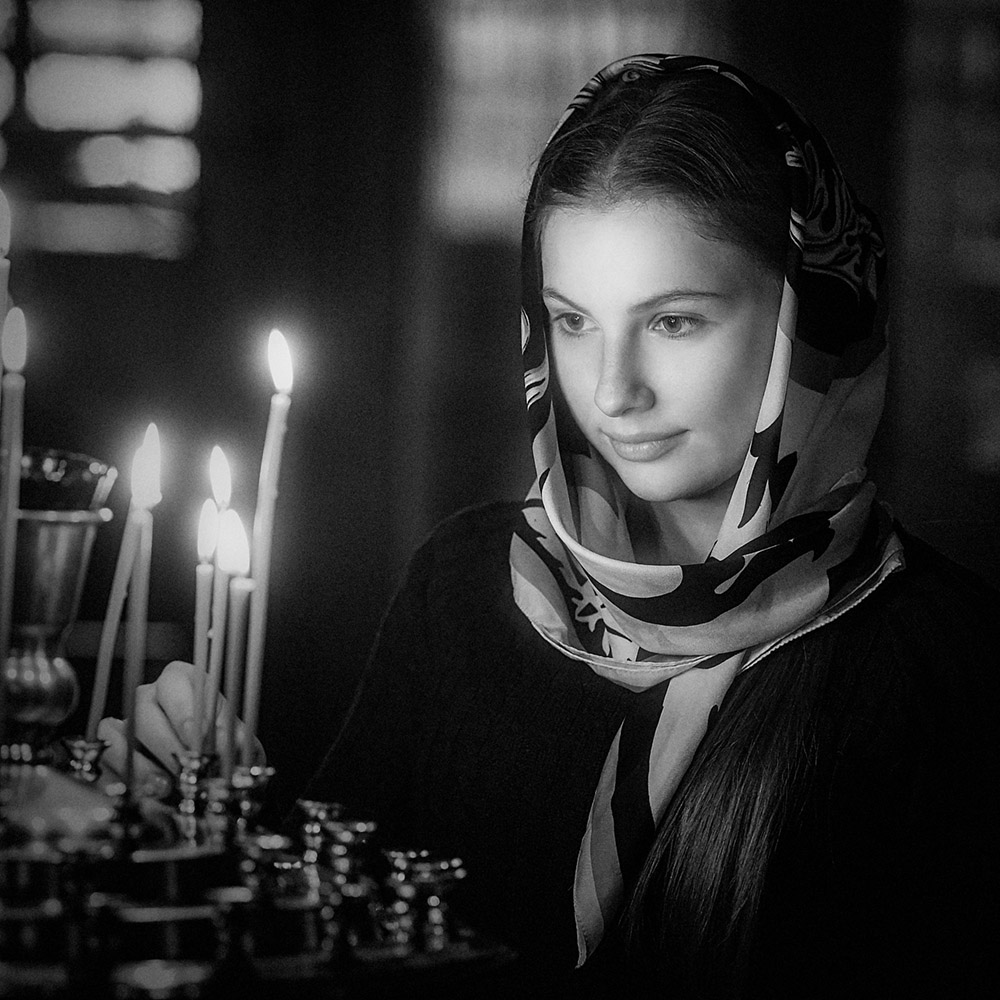 © Фотограф Сергей Рыжков — Тепло любви…