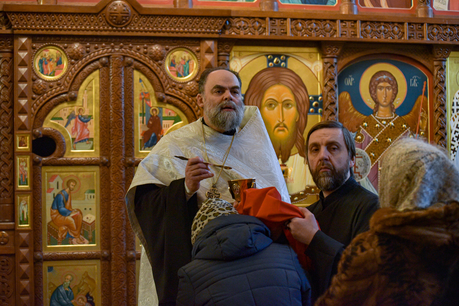 photos of orthodox christmas 0129 1
